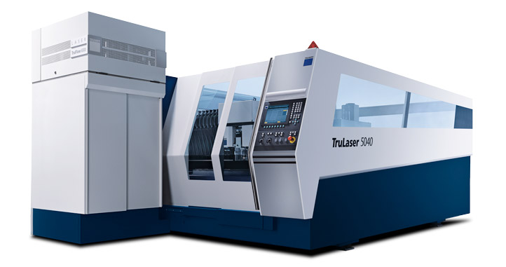 TRUMPF TruLaser 5040 6kw - Cutting area 4000mm x 2000mm
