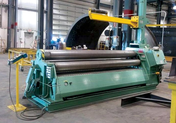 Plate Amp Sheet Rolling Opie Manufacturing